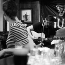 Live im Wally's Pub